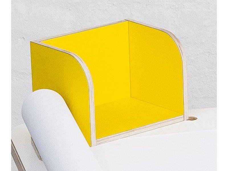 Pure Position gt Bücherboard T3 sonnengelb