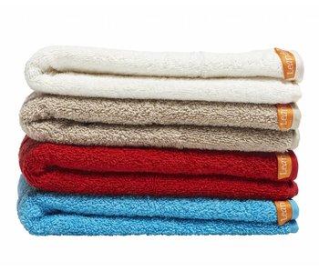 Leander Handtuch für Wickelunterlage, azur (2er-Pack)