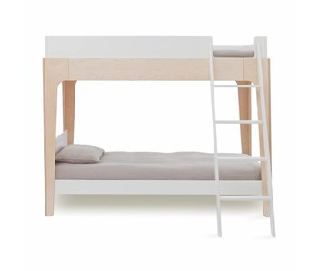 Oeuf Bunk bed Perch weiß-Birke