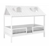 Basic bed Beachhouse white