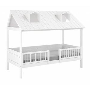 LIFETIME Basic bed Beachhouse white