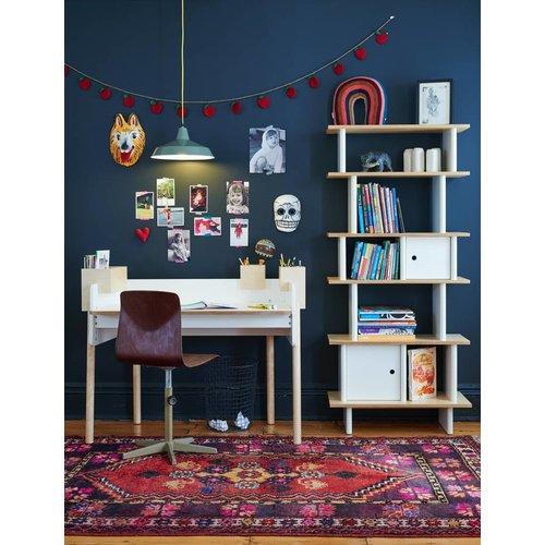 Oeuf Bücherregal Mini Library vertikal Birke
