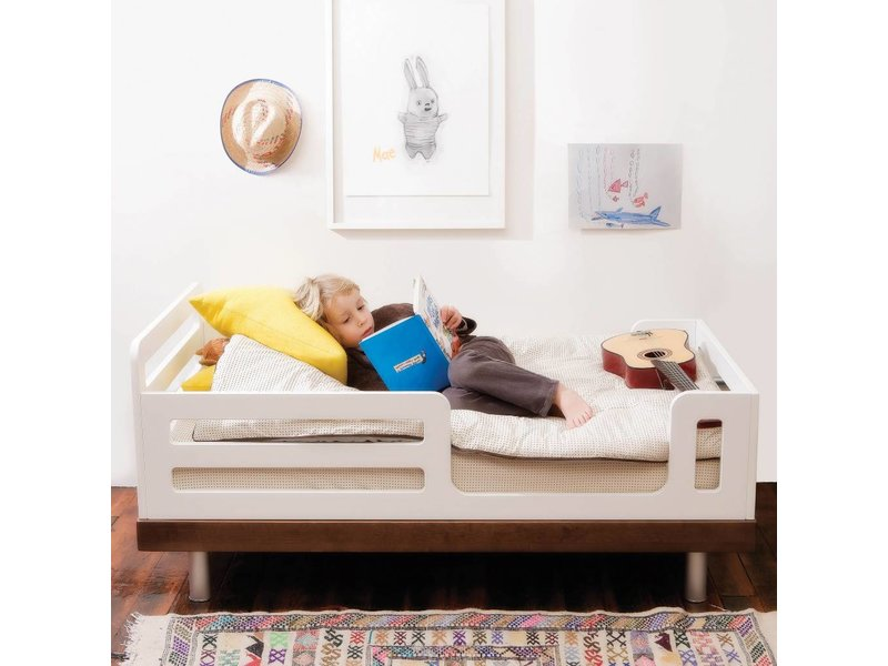 Oeuf Babybett Classic Walsnuss 70 x 140 cm