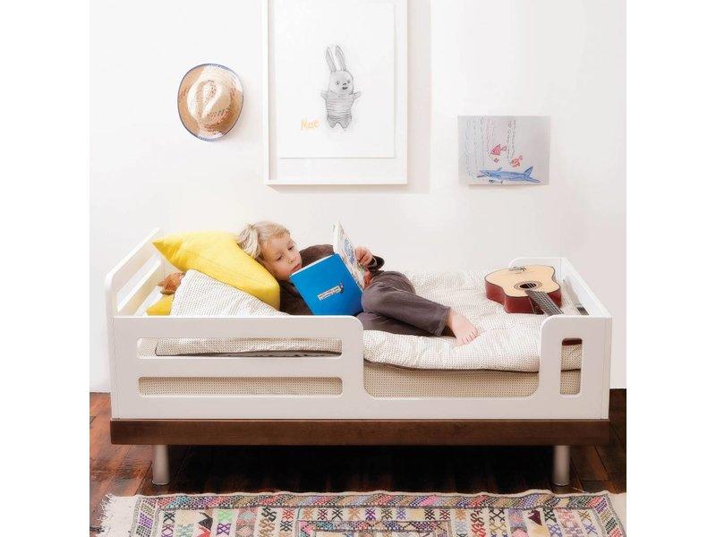 Oeuf Juniorbett Classic Walnuss 70 x 140 cm