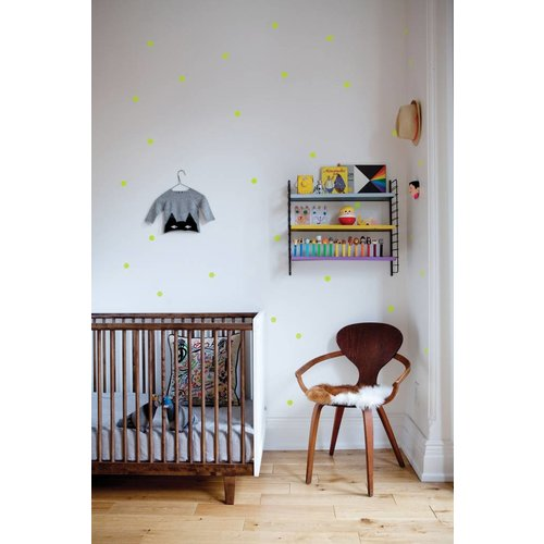 Oeuf Babybett Rhea Walnuss 70 x 140 cm