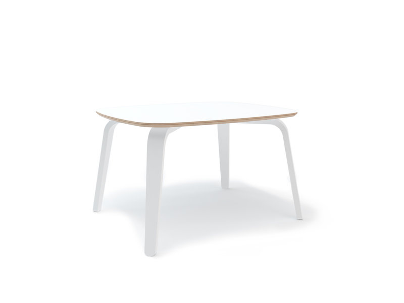 Oeuf Kindertisch Play Table weiß-Birke