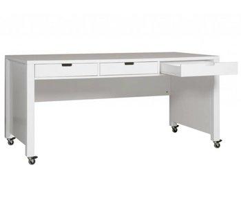 Bopita mix & match Schreibtisch XL auf Rollen