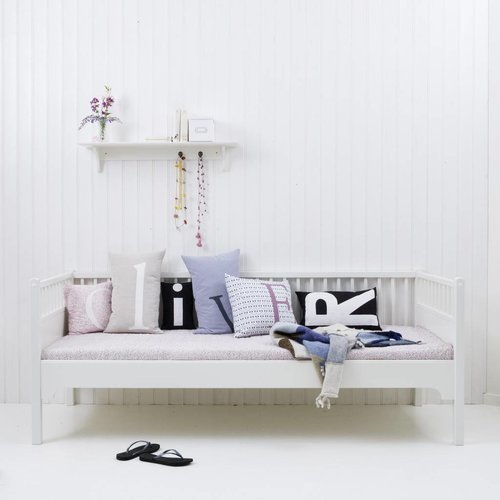 Oliver Furniture Classic day bed 90 x 200 cm white