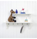 Oliver Furniture Wandregal 20 x 60 mit Haken
