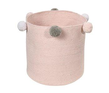 Lorena Canals Aufbewahrungskorb Bubbly soft pink