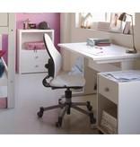 LIFETIME Kinderbürostuhl Deluxe in weiß