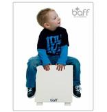 baff Musikmöbel Kindertrommelhocker, 30 cm Sitzhöhe