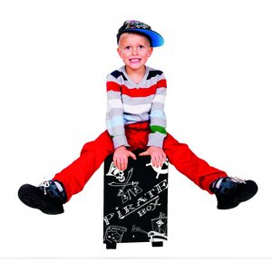 baff Musikmöbel Kindercajon, 38 cm Sitzhöhe