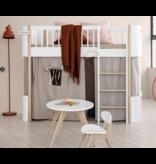 Oliver Furniture Wood Vorhang Mini+ grün