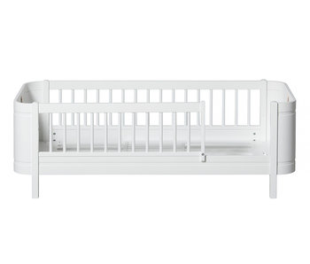 Oliver Furniture Wood Mini+ Juniorbett, weiß