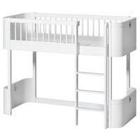 Mini+ low loft bed