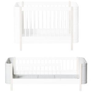 Oliver Furniture Wood Mini+ Sibling Set