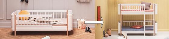 Umbausets für Wood Mini+ Betten