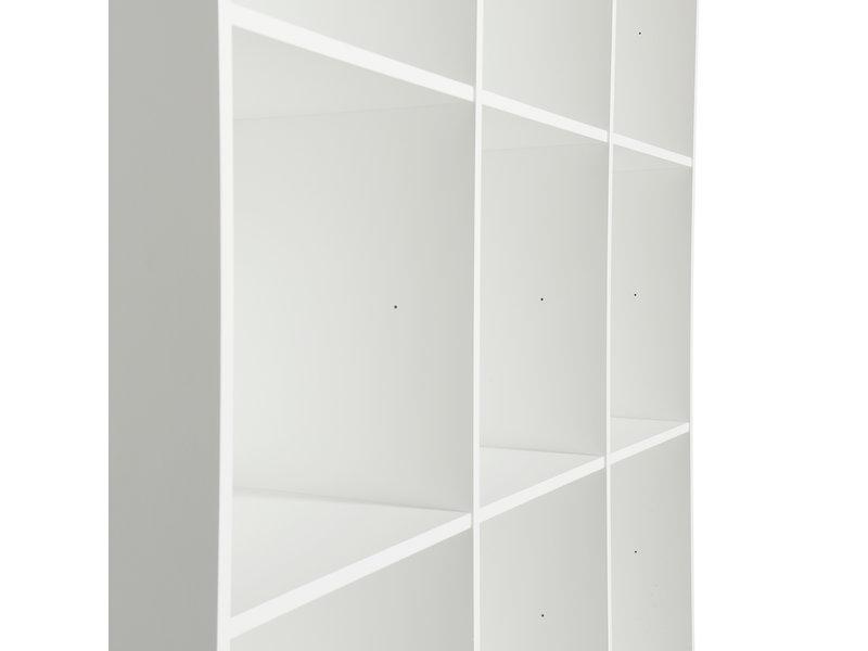 Oliver Furniture 5 extra Einlegeböden für Wood Regale