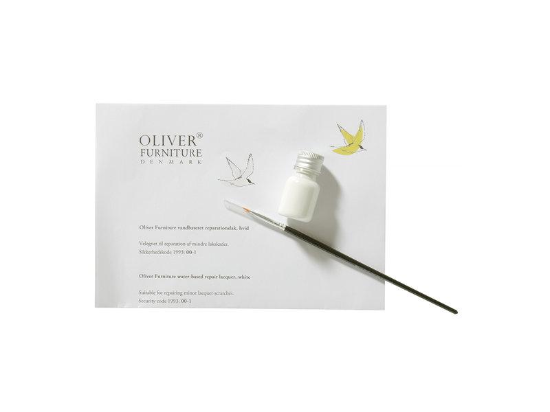 Oliver Furniture Weiß pigmentiertes Öl für Eiche-Teile