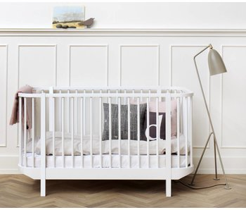Oliver Furniture Cot Wood Collection, weiß
