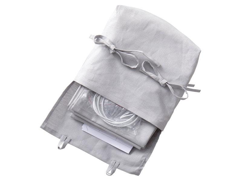 Oliver Furniture Wood curtains set grey