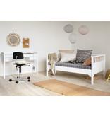 Oliver Furniture Halbhohes Hochbett weiß 90 x 200 cm - Copy - Copy