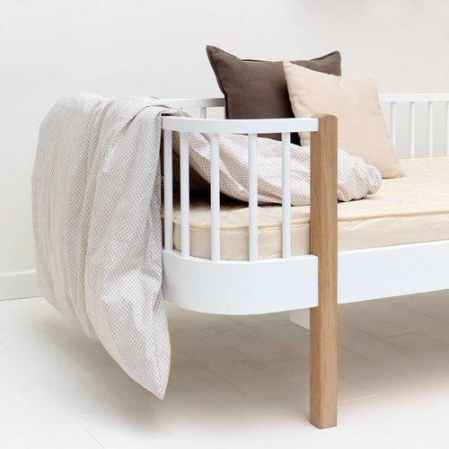Oliver Furniture Kaltschaumatratze Wood Juniorbett 90 x 160 cm