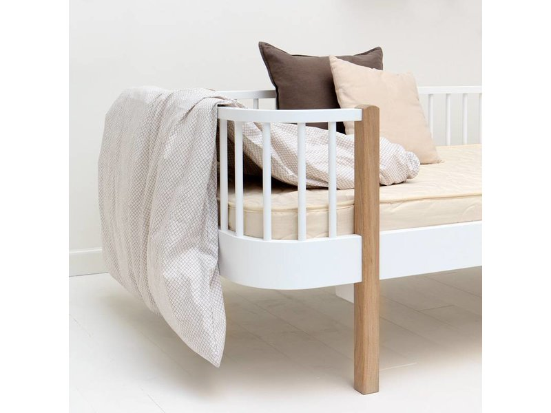 Oliver Furniture Kaltschaumatratze Wood Juniorbett 90 x 160 cm