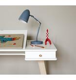 Oliver Furniture Wood desktop white oak