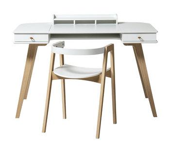 Oliver Furniture Wood Schreibtisch mit Stuhl 66 cm