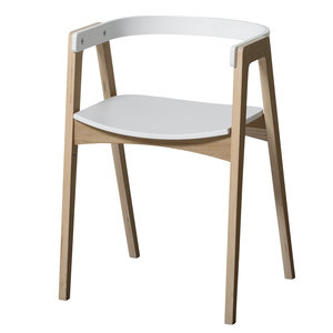 Oliver Furniture Wood arm chair height adjustable