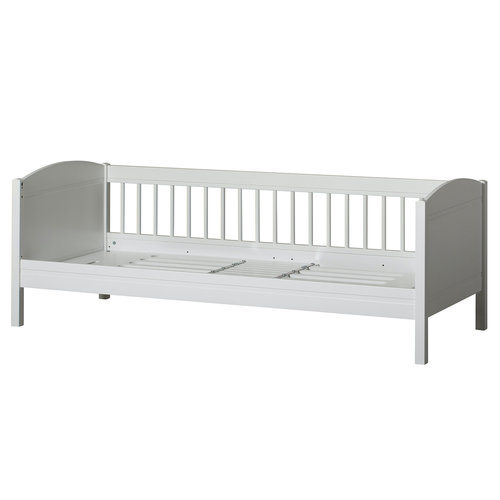 Oliver Furniture Seaside Lille+ Basic baby and toddler bed white