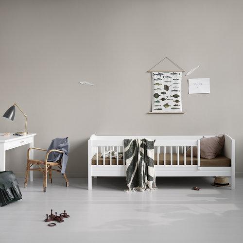 Oliver Furniture Seaside Lille+ junior bed  weiß