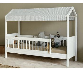 Oliver Furniture Seaside Lille+ Juniorbett  weiß