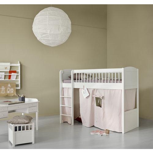 Oliver Furniture Seaside Lille+ low loft bed white