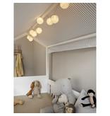 Oliver Furniture Seaside Lille+ halbhohes Etagenbett weiß