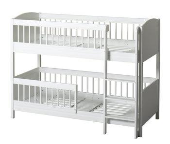 Oliver Furniture Baby- und Kinderbett Wood Collection, weiß-Eiche - Copy - Copy - Copy - Copy