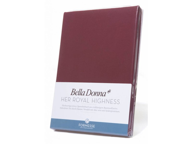 Formesse Bella Donna Jersey Spannbetttuch 90 x 160  Junior - Copy