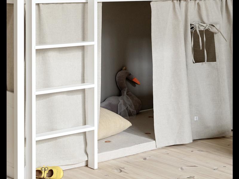 Oliver Furniture Matratze Wood Spielmatratze 90 x 200 cm  - Copy