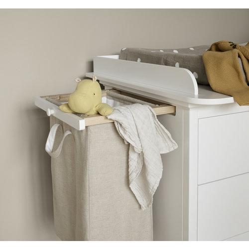 Oliver Furniture commode white oak - Copy - Copy - Copy - Copy
