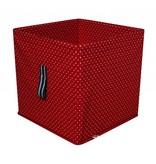 Franck & Fischer Hey Box L rot Aufbewahrungsbox