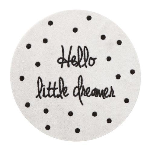LIFETIME Round carpet Little Dreamer ø133 cm
