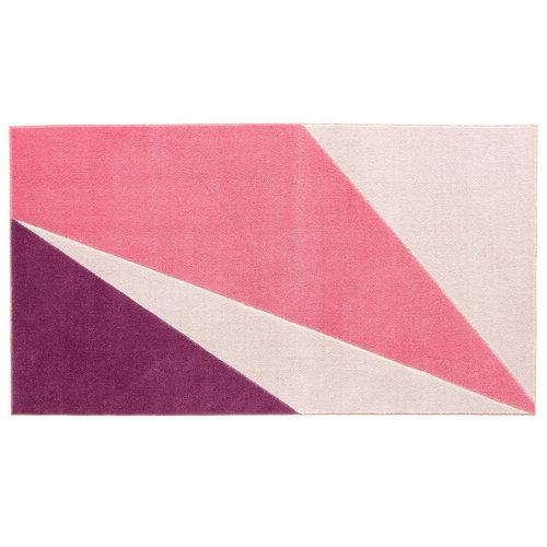 LIFETIME Carpet Wild Pink 100 x 180 cm