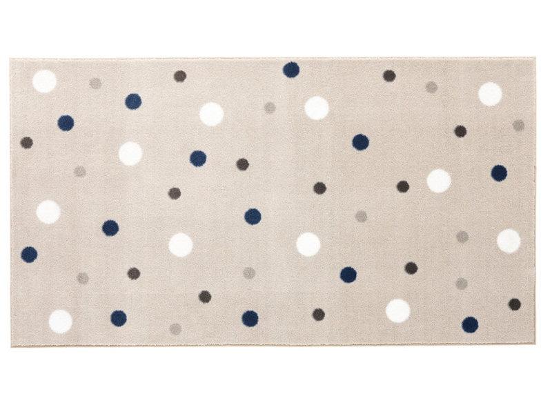 LIFETIME Teppich Sand & Dots 100 x 180 cm