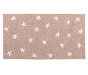 LIFETIME Carpet Soft Pink & Stars