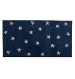 LIFETIME Teppich Blue & Stars 100 x 180 cm