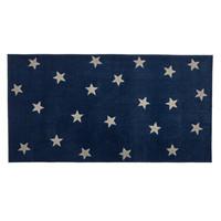 Carpet Blue & Stars