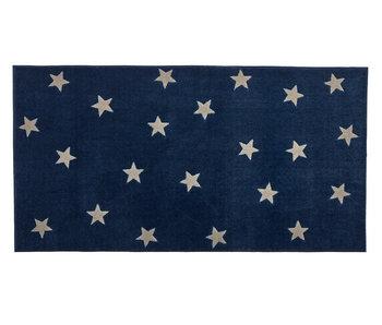 LIFETIME Carpet Blue & Stars