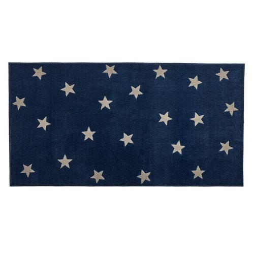 LIFETIME Carpet Blue & Stars 100 x 180 cm